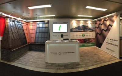 Metal Roof Canada at Salon de l'habitation 2016